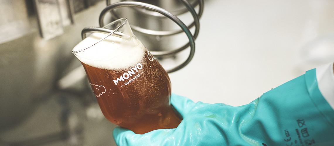 Új szintre lép a MONYO Brewing!
