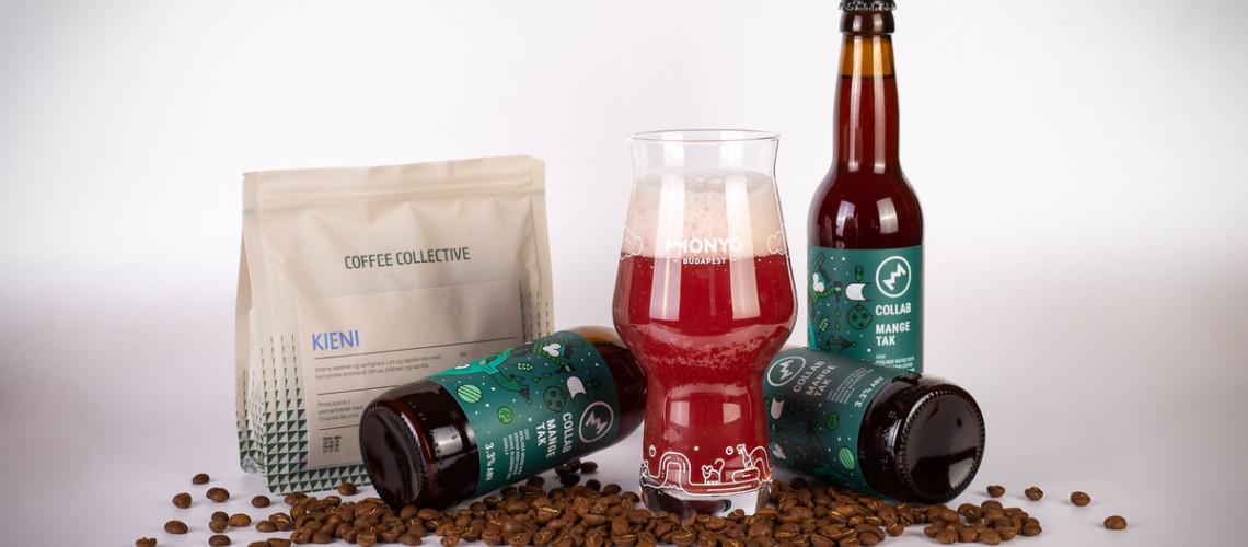 Bemutatjuk az év második kollaborációját, a Mange Takot – sörfőzőszemmel