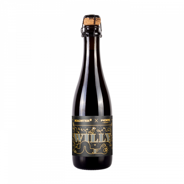 MONYO x Roadster - Willy 6.8% 0.375l