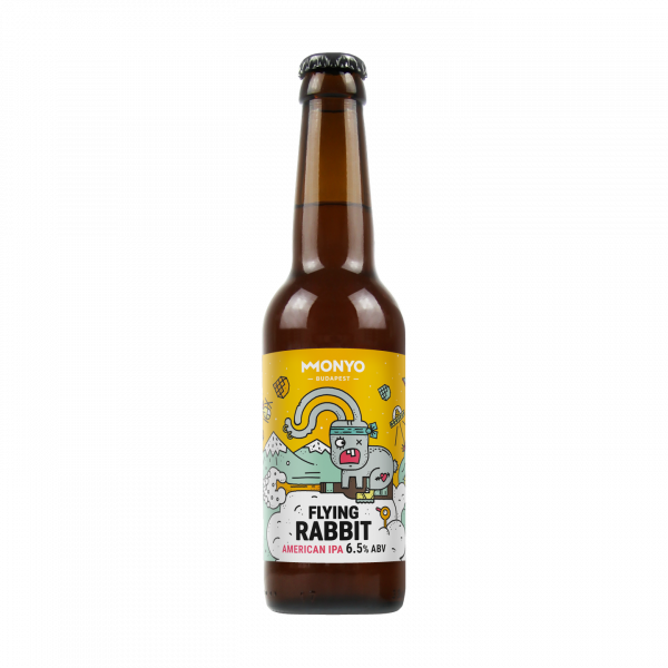 Flying Rabbit 6.5% 0.33l