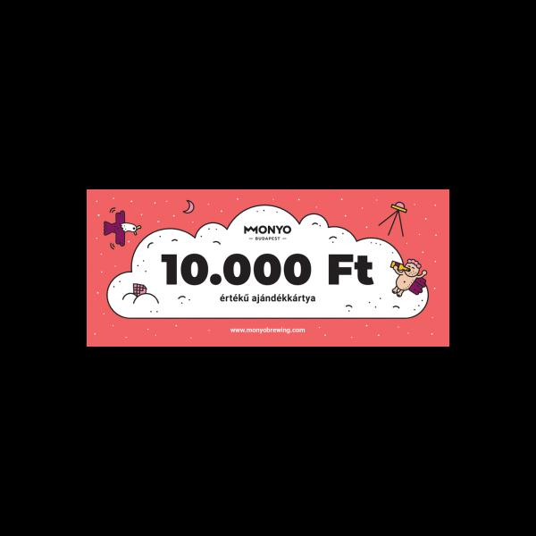 MONYO Gift Card (10,000HUF)