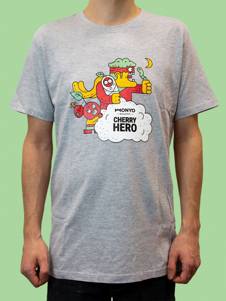 Cherry Hero T-shirt