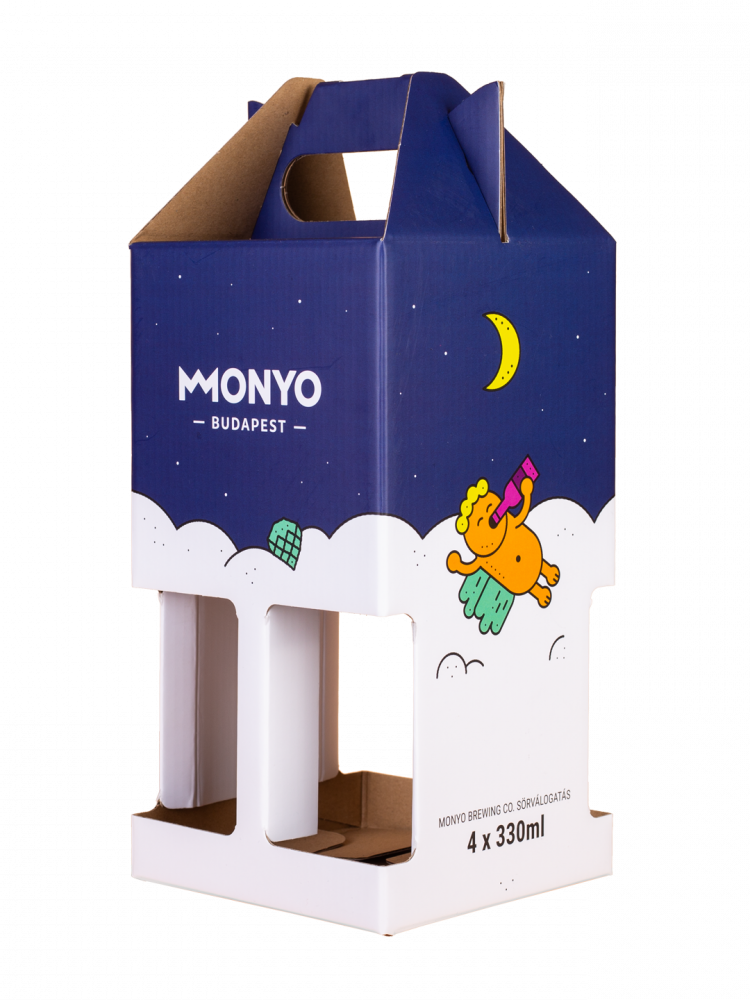 MONYO Brewing Four Pack