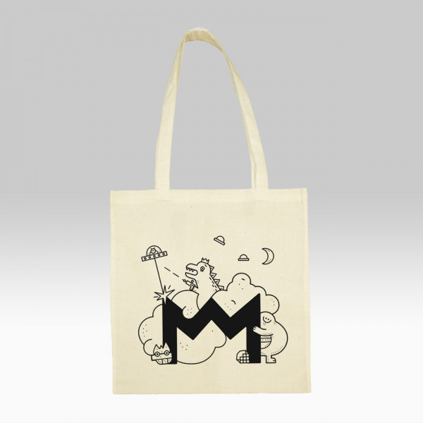 MONYO Brewing tote bag