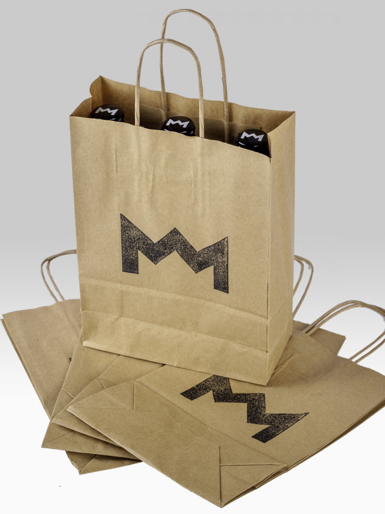 MONYO Brewing paper bag
