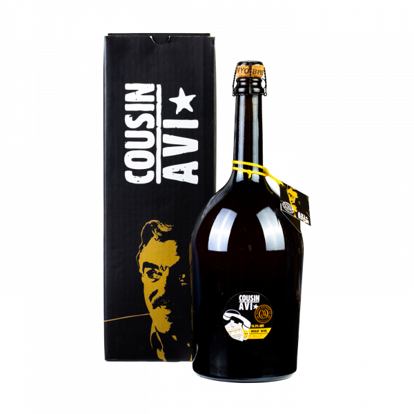 Cousin Avi 2017 10.2% 1.5l + Gift Box