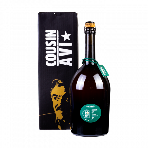 Cousin Avi 2018 11.2% 1.5l + Gift Box