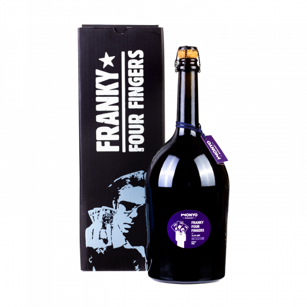 Franky Four Fingers 2018 12.3% 1.5l + Gift Box