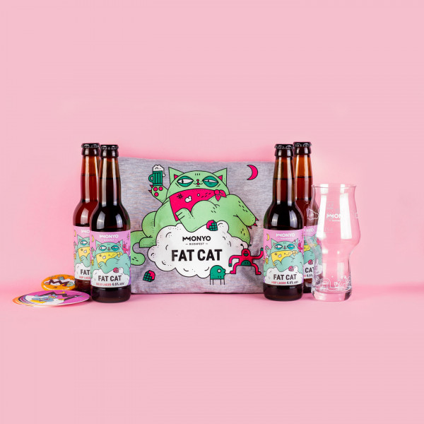 I Wanna Be A Fat Cat Too starting pack