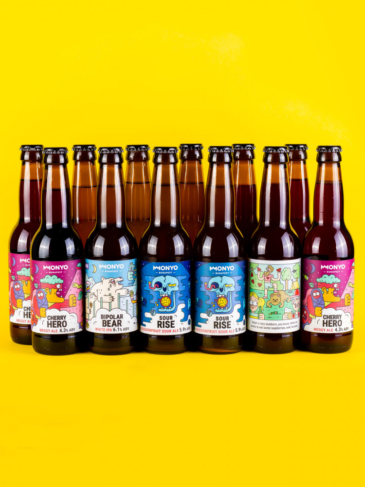 Summer Jam pack – with extra bottles